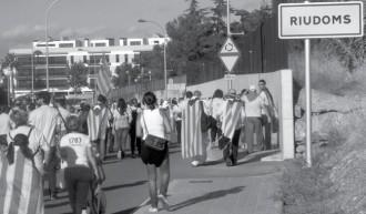 La transició nacional a Riudoms: de les consultes populars al 9-N