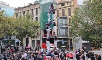 Manresa celebra Rams amb Tirallongues, Gausacs i Esparreguera