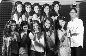 La formació Arrels Cor de Noies versiona Nova Cançó i Rock Català
