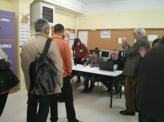 Vés a: Dimarts, l'últim dia per votar el 9-N
