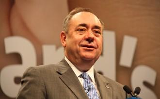 Salmond defensa ara una «revolta camperola» contra Westminster