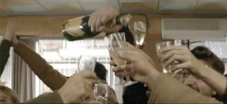 Vés a: El «Gordo» brinda amb «champagne»