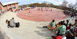 El Torneig Intercasteller de Futbol Sala,   a Terrassa