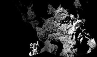 Les millors fotografies de la missió Rosetta