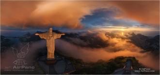 Espectaculars panoràmiques 3D d'arreu del món a vista d'ocell