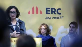 Marta Rovira: «Calen unes eleccions constituents»