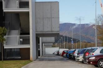 Olot ampliarà el pàrquing de l'Hospital Comarcal de la Garrotxa