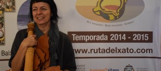 Comença la Ruta del Xató 2014, amb Fina Puigdevall d'ambaixadora