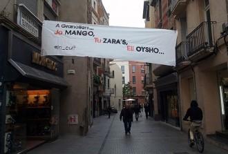 A Granollers... jo Mango, tu Zara's