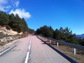 A bon ritme els treballs de manteniment de la xarxa de camins d'interès comarcal
