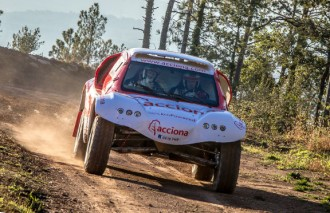 Albert Bosch serà el primer pilot en disputar el Dakar amb un cotxe 100% elèctric