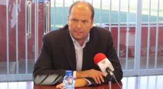 Txuma Peralta vol un Terrassa FC professionalitzat