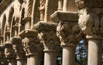 El claustre «romànic» de Palamós és d'inicis del segle XX