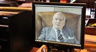 Vés a: L'Arxiu Tarradellas i la URV recuperen cent hores d'entrevistes al president