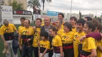 La Jove de Sitges, amb Johan Cruyff