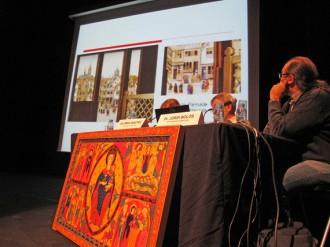 Comença el Seminari d'Estudis Medievals d'Hostalric amb prop de 60 inscrits