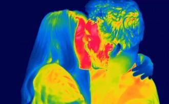 Com es veu el nostre cos amb visió tèrmica? [VIRAL]