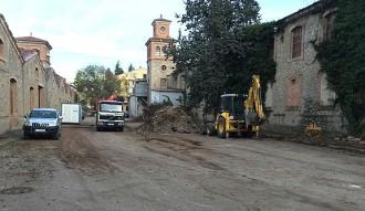 Arrenquen les obres a la Devesa del Pla de Ripoll després de més de tres anys de tràmits