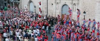 La xarxa nega els castells com a cultura catalana