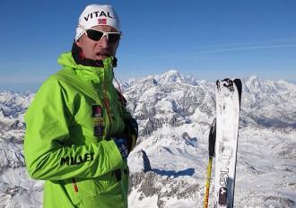 Xevi Sadurní, nou seleccionador català d'esquí de muntanya