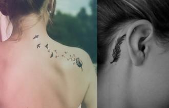 7 mini tatuatges que totes les noies voldrien tenir [FOTOS]