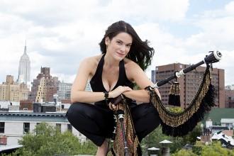 La gaitera Cristina Pato porta «West Side Story» al Kursaal