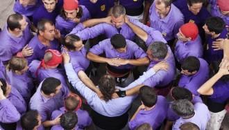 Dissabte ple d'activitats per als Castellers d'Altafulla