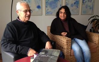 Nadia Ghulam: «Cal que els contes siguin cruels, perquè la vida ho és»