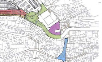 L'Ajuntament inicia la urbanització de l'entorn de la Via Sant Ignasi