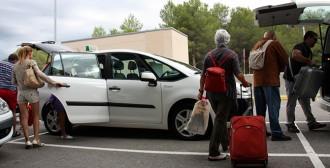 Els taxis de Tarragona podran recollir passatgers a l'AVE