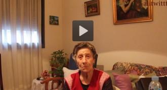 La xarxa s'indigna amb el desnonament d'una dona de 85 anys