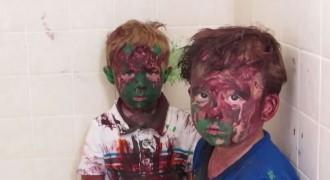 Els germans pintats