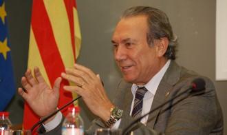 Justo Molinero veu «partidista» la campanya del 9-N