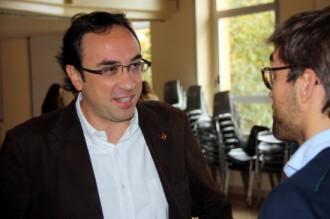 Rull: «Rajoy està obsessionat amb acontentar Aznar i la Faes»