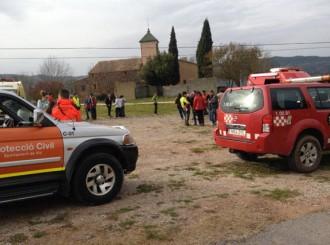 Vés a: Els Bombers localitzen el boletaire de 78 anys perdut a Muntanyola