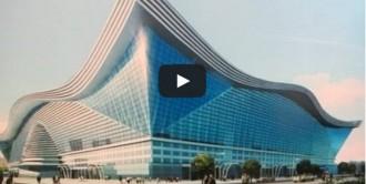 Vídeo: L'edifici més gran del món és quatre vegades el Vaticà