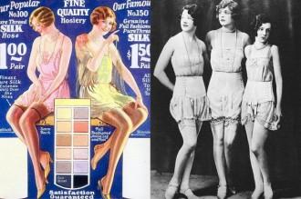 Aquesta és l'evolució de la roba interior des de fa 100 anys [FOTOS]