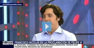Vídeo: El «petit Nicolás» acusa Oriol Pujol de passar informació contra ERC a la vicepresidenta