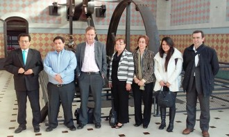 Intercanvi d'experiències culturals amb una delegació d'El Salvador