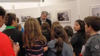 L'exposició 'Escoles d'altres mons' de Kim Manresa, a Rellinars
