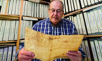 Mor als 81 anys el bibliòfil i col·leccionista Jaume Pons