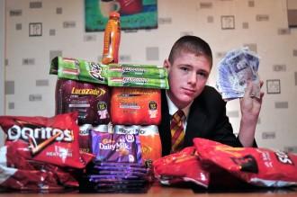Un adolescent guanya 20.000 euros venent xocolatines a l'institut