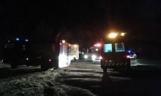 Cinc ferits a Arbúcies en un nou accident a la GI550