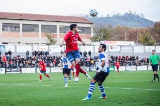 L'Olot torna a perdre (0-2) i sentencia la marxa d'Arnau Sala