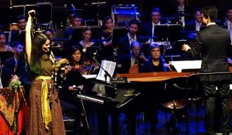 Pato i la Simfònica del Vallès posen el Kursaal dempeus