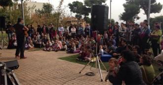 El Club dels Tarraconins reivindica els drets dels infants amb contes