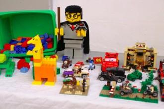 Granollers acull la 8ena trobada anual d'aficionats de «Lego»