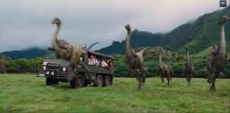Primer trailer de Jurassic Park 4