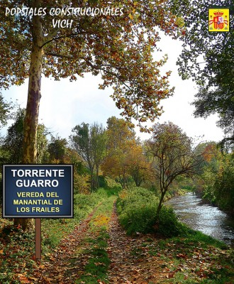 Toponímia constitucional: riu Gurri