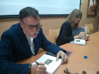 Martí Boada i Teresa Romanillos presenten un llibre del Parc Natural del Montseny